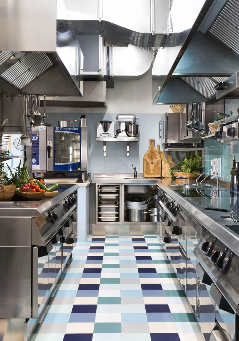 Noleggio attrezzature catering e cucina in Sardegna - Giagoni